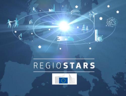Partecipazione all'European Week ed alla RegioStarts Award Ceremony a Bruxelles